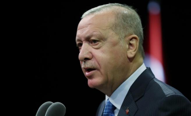Cumhurbaşkanı Erdoğan, mezuniyet töreninde kurmay subaylara hitap etti