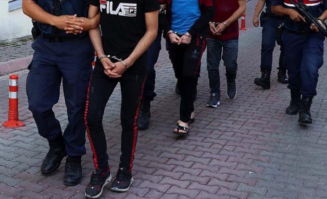 DEAŞ operasyonunda gözaltına alınan 5 kişi sınır dışı edilecek