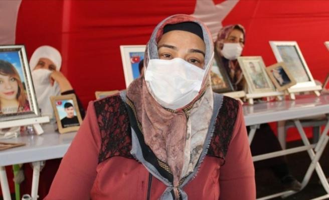 Diyarbakır annelerinden Talmaç: Oğlumun geleceği günü büyük bir umutla bekliyorum