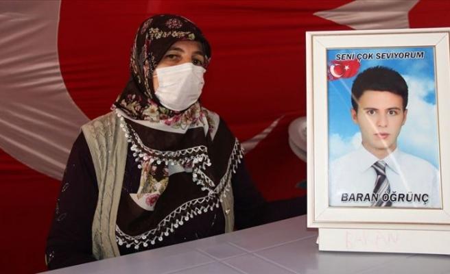 Diyarbakır annesi Övünç: 16 çocuk geldi, bir gün bile ceza almadan ailelerine kavuştu. Gel oğlum o sevinci bize yaşat