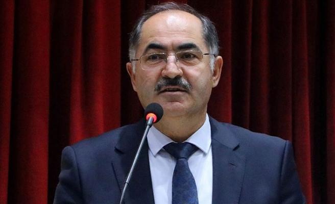 Eski rektör Osman Şimşek'e 'FETÖ'ye yardım' suçundan hapis cezası