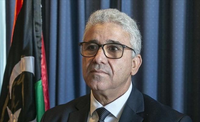 Libya İçişleri Bakanı Fethi Başağa göreve iade edildi