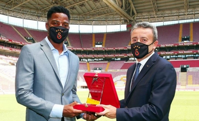 Galatasaray'da yılın sporcusu ödülü sahibini buldu