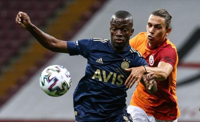 Galatasaray - Fenerbahçe derbisinde gol sesi çıkmadı