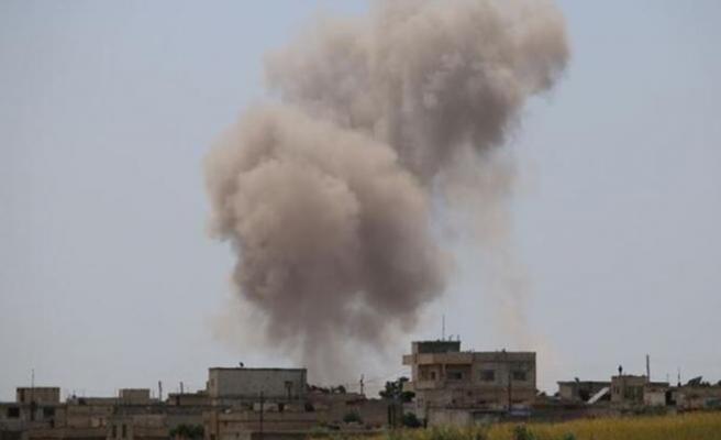 İdlib gerginliği azaltma bölgesindeki gözlem noktasına saldırı
