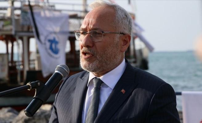 İskenderun Belediye Başkanı Tosyalı'nın Kovid-19 testi pozitif çıktı
