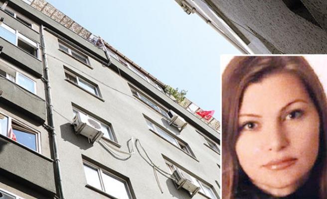 İstanbul'da 7'inci kattan düşen Ukraynalı kadının şüpheli ölümü