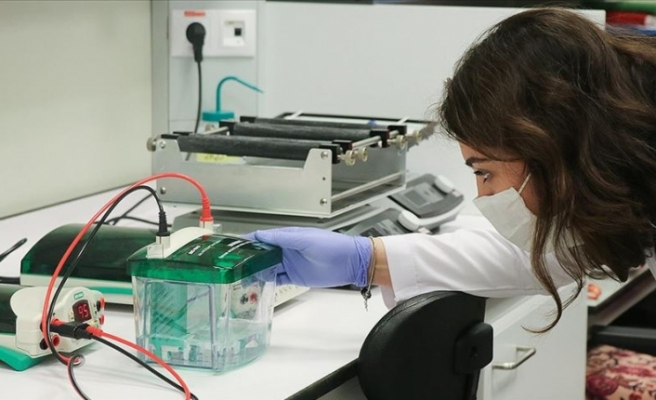 İzmir Biyotıp ve Genom Merkezinde protein bazlı orijinal ilaç geliştirme çalışması başladı