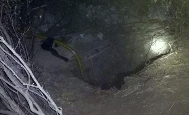 İzmir'de kaçak kazı için kuyuya giren iki kişi zehirlendi