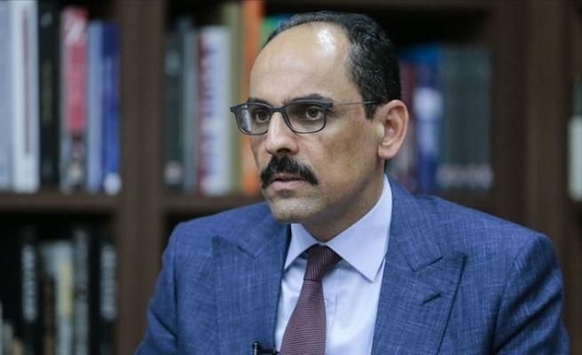 İbrahim Kalın'dan Avusturya Uyum Bakanı Raab'a ince cevap