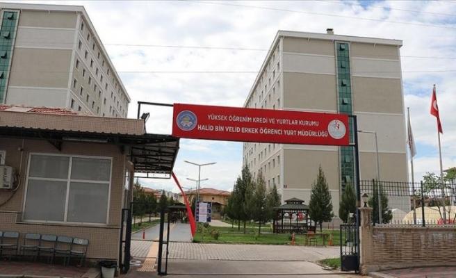 Diyarbakır'da karantina kuralına uymayan 15 kişi yurda yerleştirildi