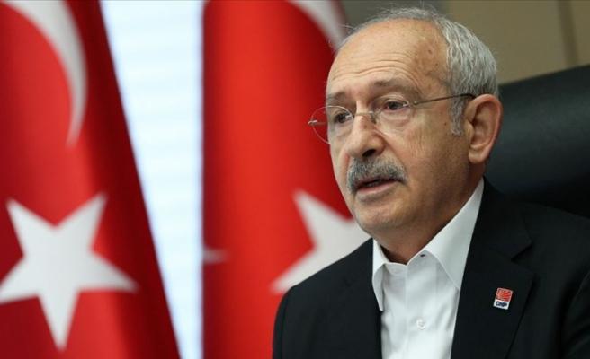 Kılıçdaroğlu'ndan Türk Tabipler Birliği'ne: İyi ki varsınız!