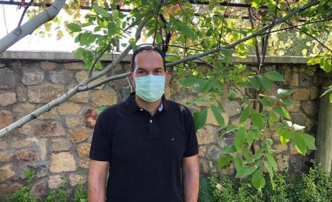 Niğde Belediye Başkanı Emrah Özdemir, koronavirüsü yendi