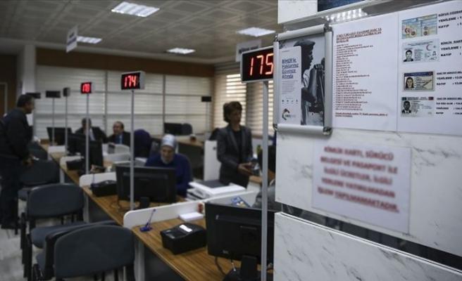Başkentte KPSS'nin yapılacağı gün bazı nüfus müdürlükleri açık olacak