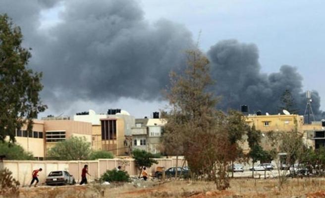 Libya'nın başkenti Trablus'ta intihar saldırısı