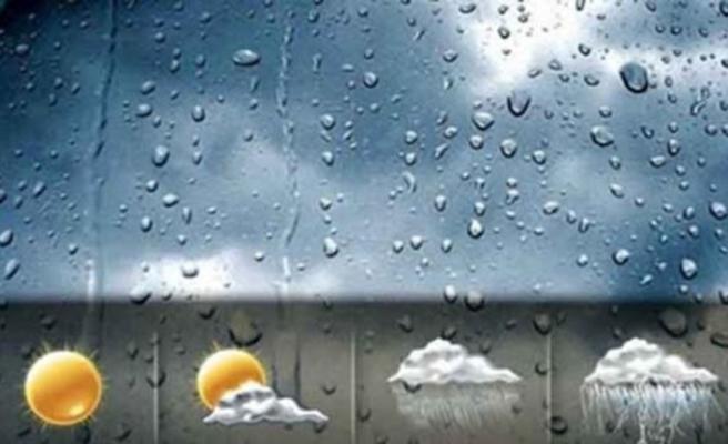Meteoroloji'den uyarı! Sıcak ve yağmur fena bastıracak