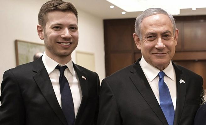 Netanyahu'nun oğlundan Filistinli aileyi katledenlere destek