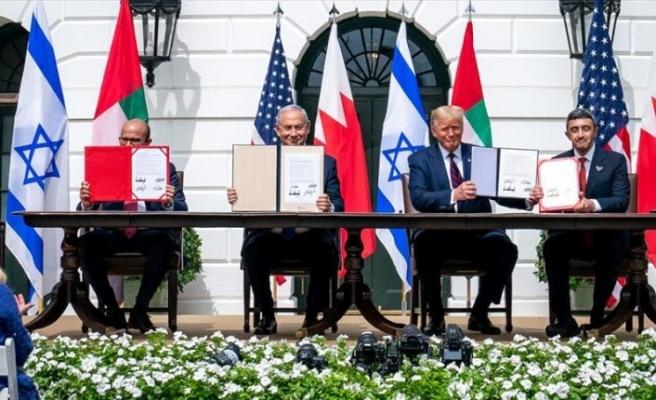 Normalleşme karşıtı 200 bini aşkın kişi Filistin Bildirisi'ni imzaladı
