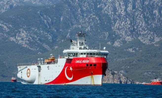Dışişleri'nden Yunanistan'a 'Oruç Reis' tepkisi: 'Kabul edilemez'