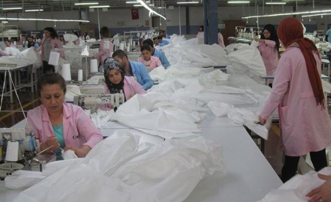 Giyim sektörü Kovid-19 sürecinde yaralarını medikal tekstille sardı
