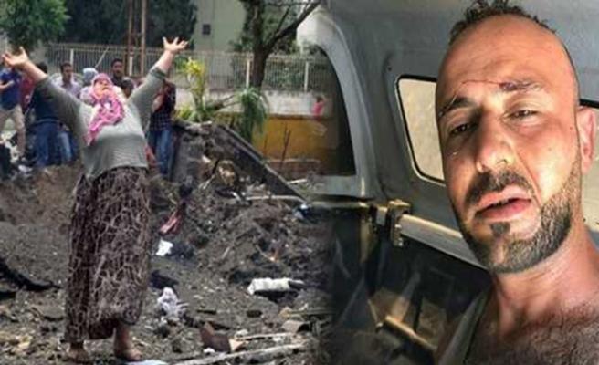 Reyhanlı'daki terör saldırısının sorumlularından Ercan Bayat adliyede