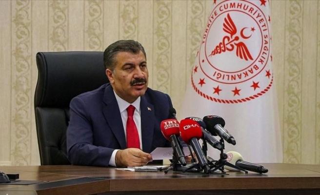 Sağlık Bakanı Fahrettin Koca, Merve Mercan için paylaşımda bulundu