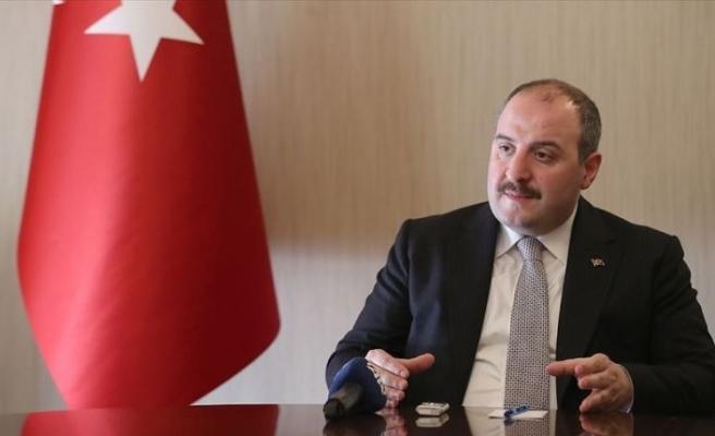 Sanayi ve Teknoloji Bakanı Varank: Bilişim Vadisi'nde bir tasarım kümelenmesi kuruyoruz
