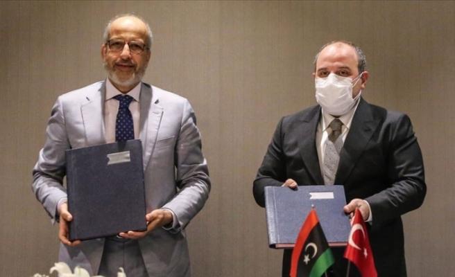 Sanayi ve Teknoloji Bakanı Varank: Libya ile birlikte mücadele ediyoruz