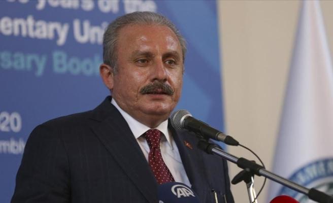 TBMM Başkanı Şentop uluslararası kuruluşların yeniden yapılanmasını önerdi