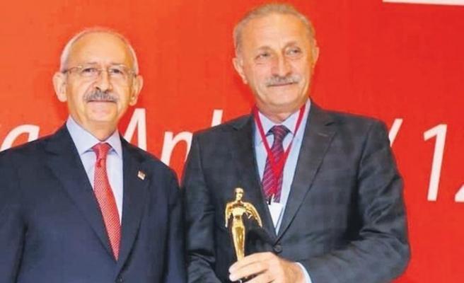 Tecavüzle suçlanan CHP'li Didim Belediye Başkanı Ahmet Deniz Atabayı'na suç duyurusu!