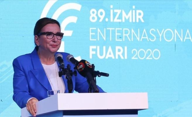 Ticaret Bakanı Pekcan: Türkiye Akdeniz'deki ticaretin gelişmesi için çalışmaya devam edecektir