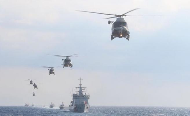 Türkiye'den gövde gösterisi! KKTC'de 'Şehit Yüzbaşı Cengiz Topel Akdeniz Fırtınası Tatbikatı' yapılacak