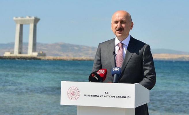 Ulaştırma Bakanı Karaismailoğlu: Kuzey Marmara Otoyolu 21 Aralık'ta tamamlanıyor