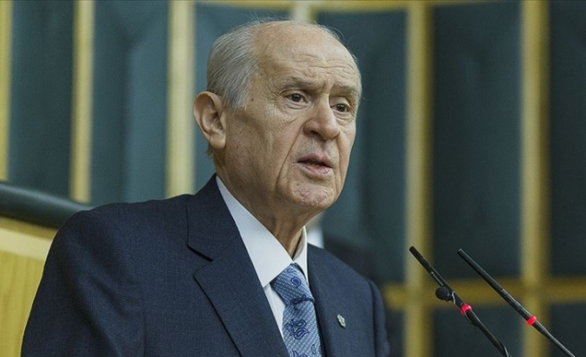 MHP Genel Başkanı Bahçeli: Ülkemizde koronavirüse karşı olağanüstü bir mücadele sergilenmektedir
