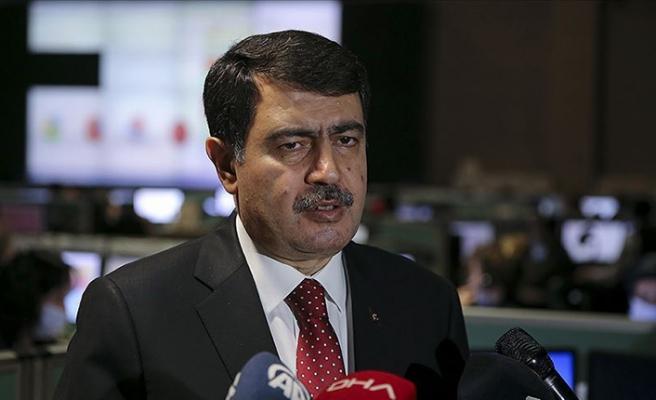 Vali Şahin'den Ankara'nın başkent oluşunun yıl dönümü mesajı