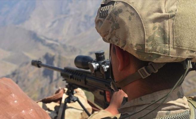 Van Valiliği: Başarılı operasyonlar sonucu terör örgütü PKK'dan kopmalar ve kayıplar arttı