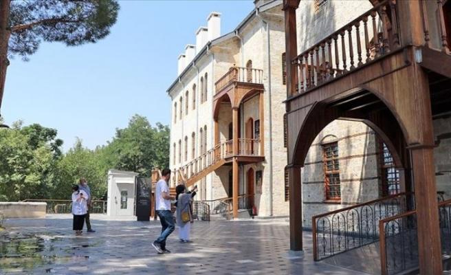 'Yedi Güzel Adam'ın kentinde UNESCO hedefi