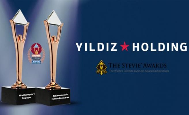 Yıldız Holding'e Stevie Awards'tan iki ödül birden
