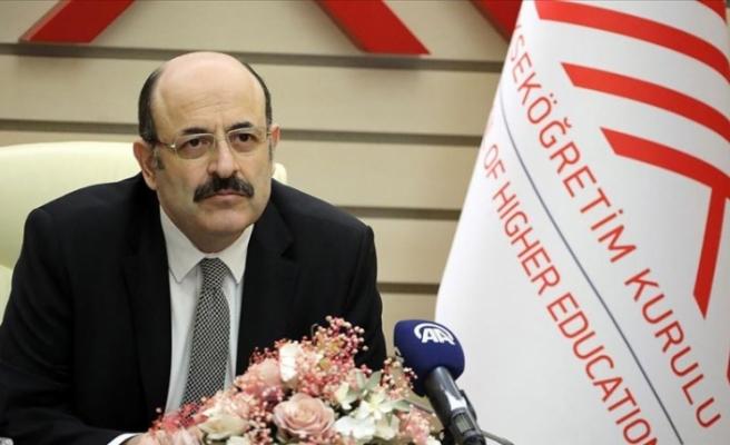 YÖK Başkanı Yekta Saraç'ın University World News'da yayınlanan makalesi en çok okunanlar arasında yer aldı