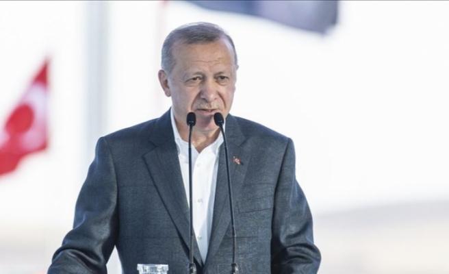 Cumhurbaşkanı Erdoğan'dan Ankara-Niğde Otoyolu paylaşımı: Yol medeniyettir