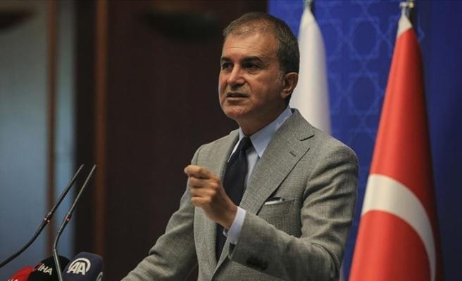 Ak Parti Sözcüsü Ömer Çelik: Yunanistan, Doğu Akdeniz'de bir korsan devlettir