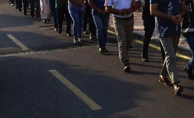 Ankara'da FETÖ operasyonu: 9 gözaltı