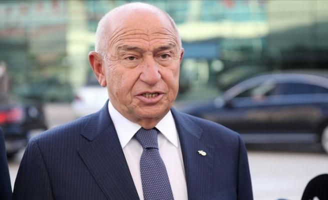 TFF Başkanı Nihat Özdemir: 2021'in 16 Mayıs'ında bütün ligleri bitirmek istiyoruz