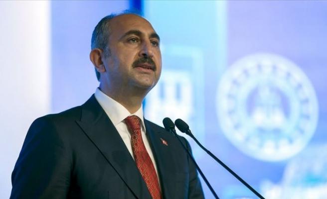 Adalet Bakanı Gül: Seri muhakeme ve basit yargılama usulleri başarıyla uygulanıyor