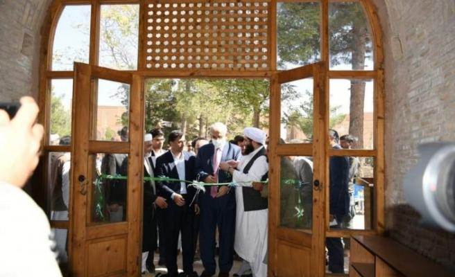 Afganistan'da Ali Şir Nevai Cami restorasyonu tamamlandı