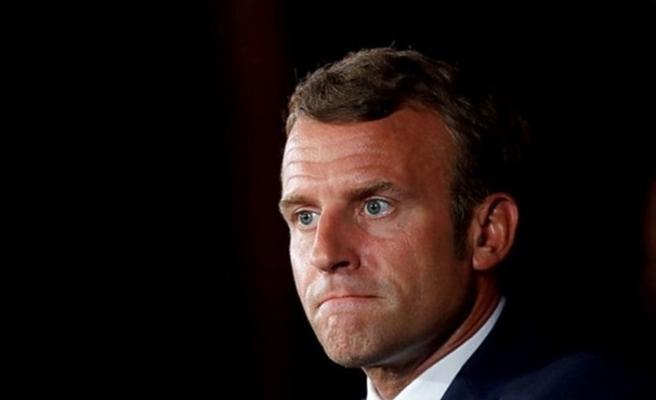 Fransa'da 'Macron istifa' sesleri yükseldi