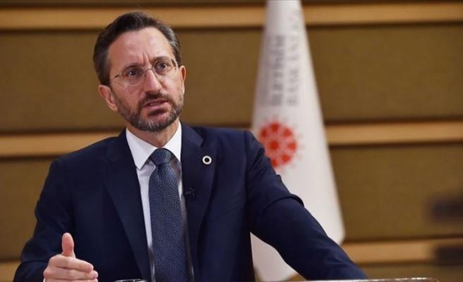 İletişim Başkanı Altun'dan Kılıçdaroğlu'na tepki: İtham ve sözleri asılsızdır