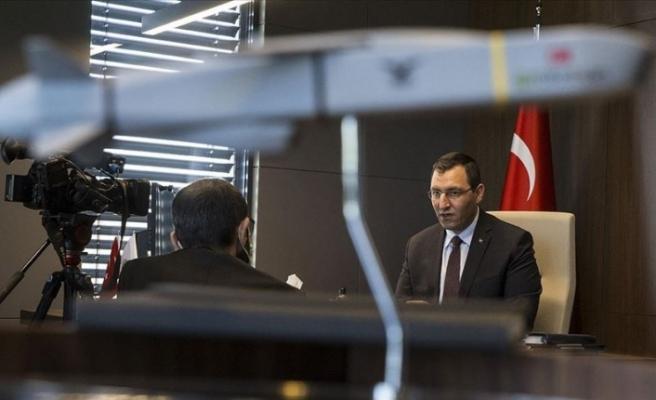ROKETSAN Genel Müdürü Murat İkinci: Amaç kendi uydusunu kendi yörüngesine yerleştirebilecek ülke olmak
