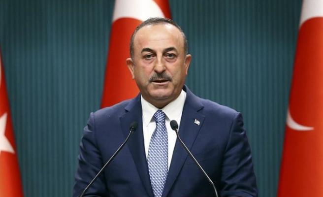 Çavuşoğlu'ndan Azerbaycan mesajı!