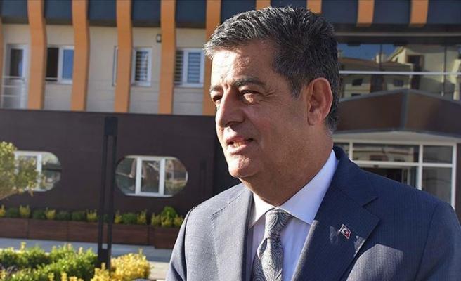 Şırnak'ın AK Partili Belediye Başkanı Yarka, koronavirüse yakalandı